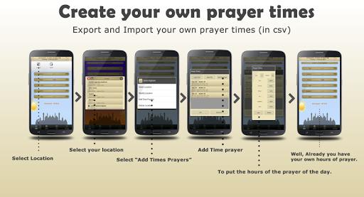 Salat-Prayer Times Qibla
