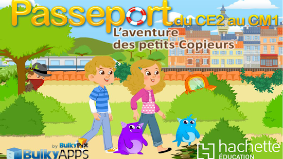 Passeport du CE2 au CM1 Lite- screenshot thumbnail