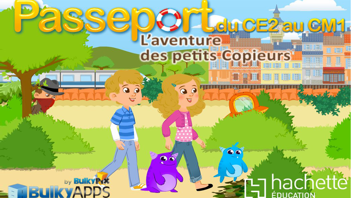 Passeport du CE2 au CM1 Lite- screenshot