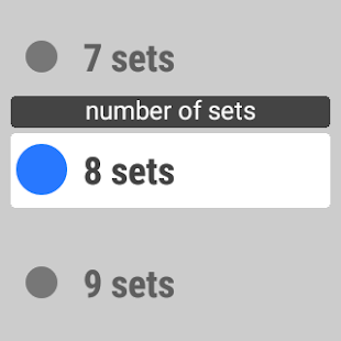 Workout Timer Tabata Wear- screenshot thumbnail