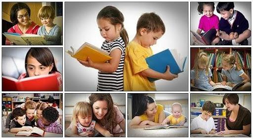 兒童學習閱讀