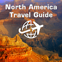 North America Travel Guide icon