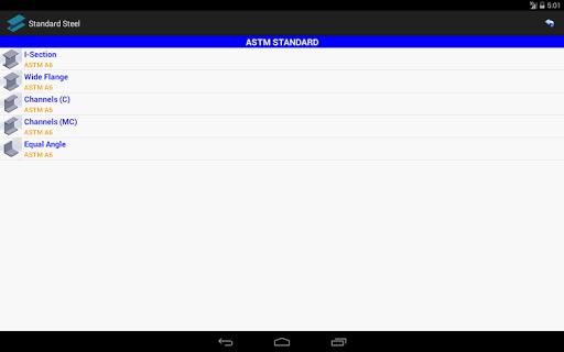玩免費工具APP|下載Standard Steel app不用錢|硬是要APP