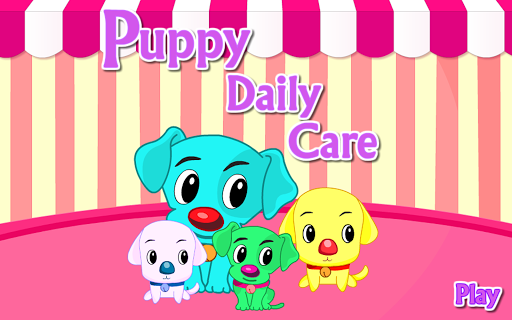 Puppy Care Pet Caring Daily 4.0.1 screenshots 5