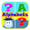 Alphabets - Kids Memory Game icon