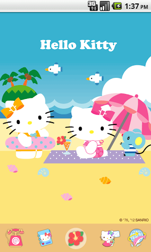 Hello Kitty Theme 15