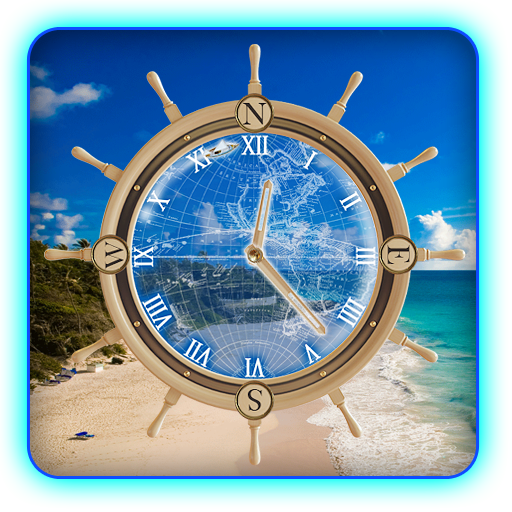 個人化必備App|Bahamas Islands Travel HD LWP LOGO-綠色工廠好玩App