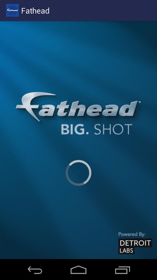 Fathead Big Shot - screenshot