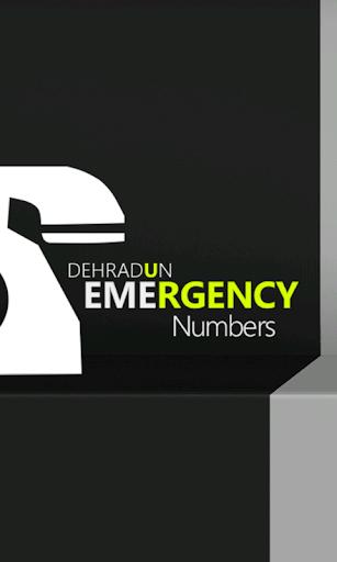 Dehradun Emergency Numbers