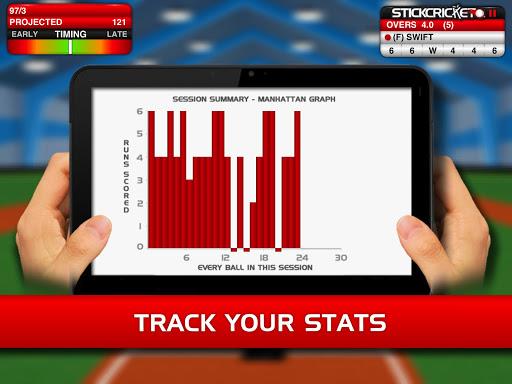 Stick Cricket screenshot 10