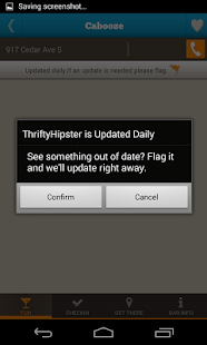 Happy Hour Now Thrifty Hipster- screenshot thumbnail