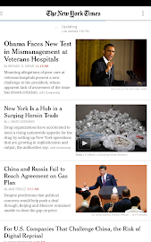 NYTimes – Latest News Screenshot 40