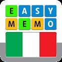 Easy Memo: Learn Italian icon