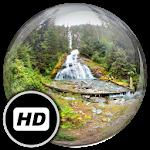 Panorama Wallpaper: Waterfalls
