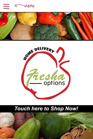 Fresha Options Fruit and Veg
