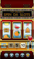 Screenshot of Spin Da Slots