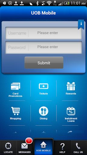 UOB Mobile Banking
