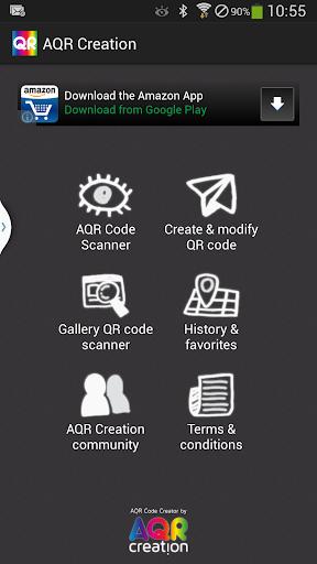 AQR Dynamic QR Code Generator