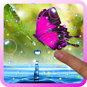 Butterfly Jungl live wallpaper