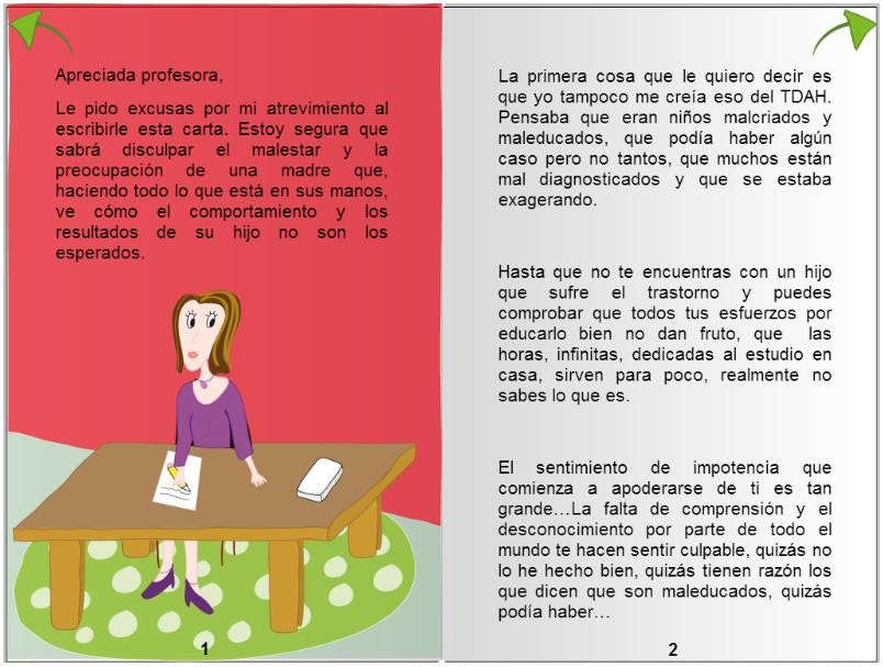 Libro TDAH- screenshot