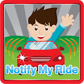 Notify My Ride - Carpool apps