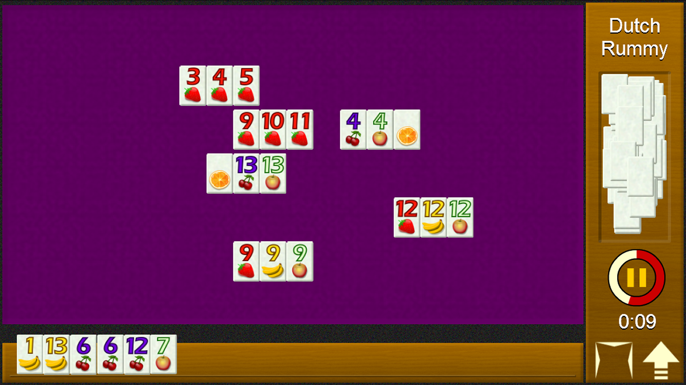 Pup Rummy +- screenshot