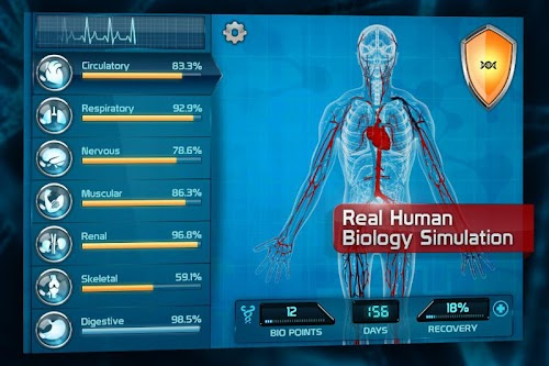 Screenshot 2 Bio Inc - Biomedical Plague and rebel doctors. 2.906 APK MOD