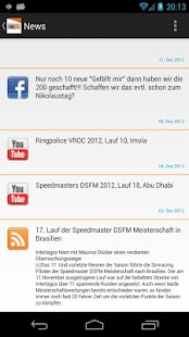SimRacing Deutschland Info App - screenshot thumbnail