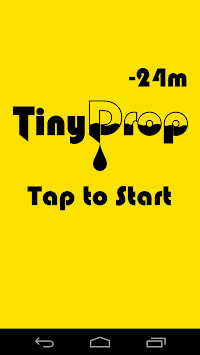 Tiny Drop apk screenshot