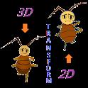 Advanced 3D Finger Slide icon