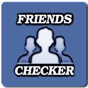 Friends Checker for Facebook logo