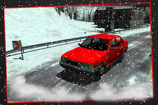 Karda Şahin Sürme 3D