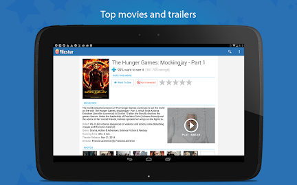 Movies by Flixster Screenshot 3