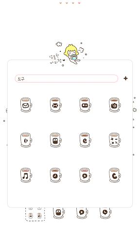 【免費個人化App】Coffee dodol launcher theme-APP點子