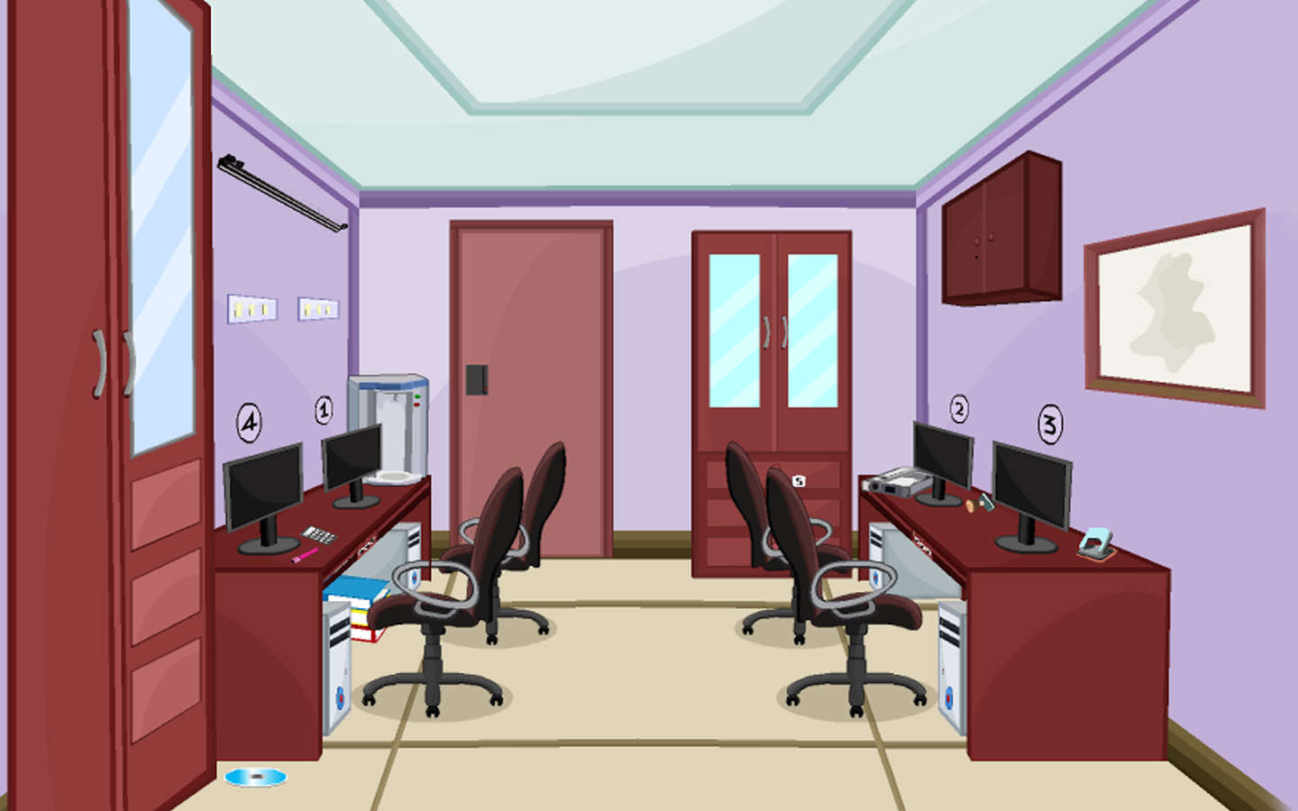 Escape Game My Home Office Android Apps On Google Play