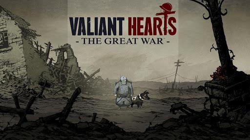Valiant Hearts The Great War 1.0.1 screenshots 1