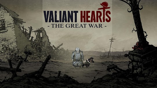 Valiant Hearts: The Great War (Full Game) v1.0.3 Mod APK+OBB 1