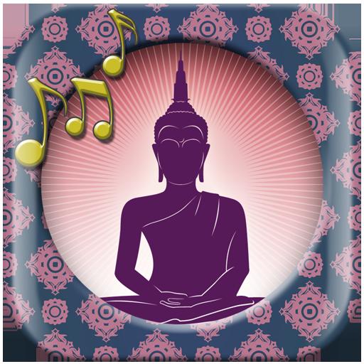 冥想音樂音頻療法 LOGO-APP點子