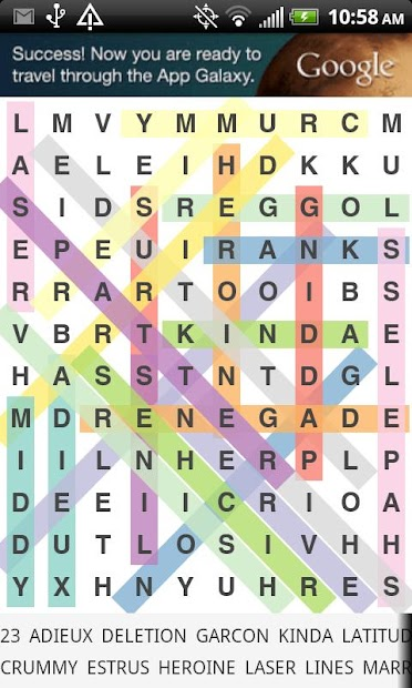 Play Free Word Search