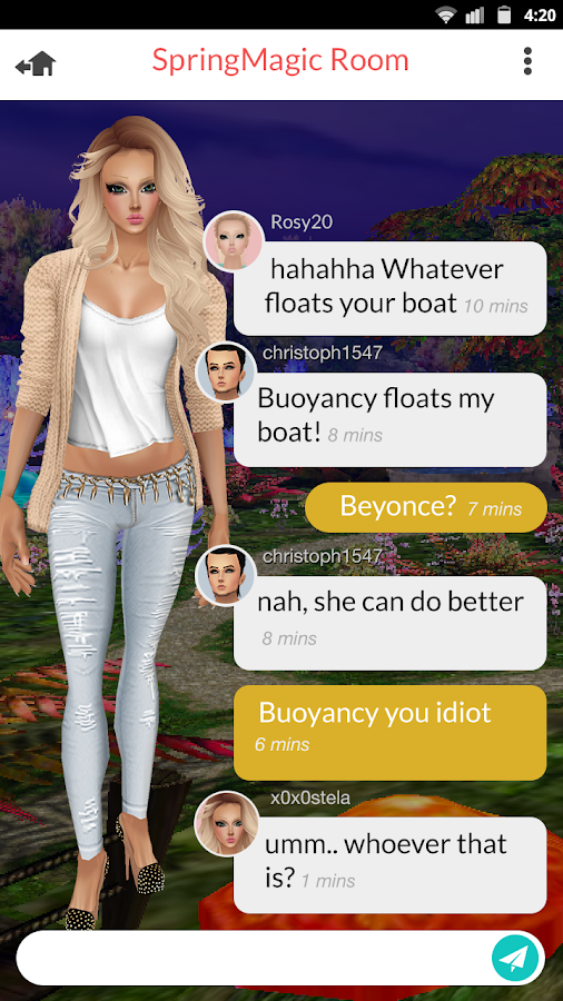 Imvu Mobile Android Apps On Google Play