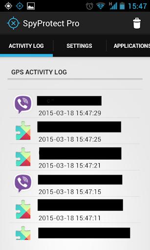 Spy Protect Pro - GPS Tool