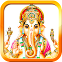 Ganesh Chaturthi Greeting Card icon