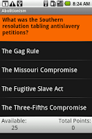 Screenshot of Abolitionism: Shmoop Guide