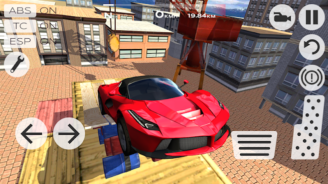Extreme Car Driving Simulator v4.07