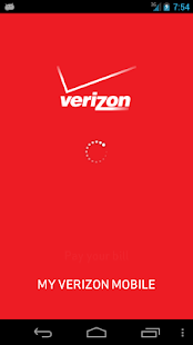 My Verizon Mobile- screenshot thumbnail
