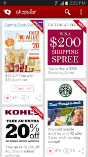 COUPONS & WEEKLY ADS -Shopular - screenshot thumbnail