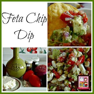 Feta Chip Dip