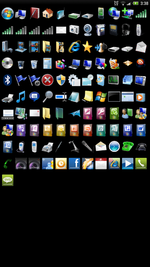 Windows 7 ADW Theme + Widgets! - screenshot