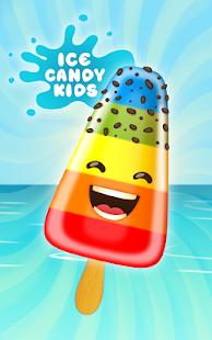 冰糖果兒童 - 烹飪遊戲