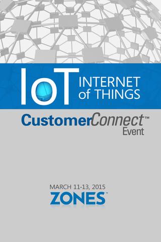 Zones 2015 IoT CustomerConnect
